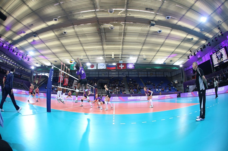 FIVB Volleyball Women's Club World Championships 2015